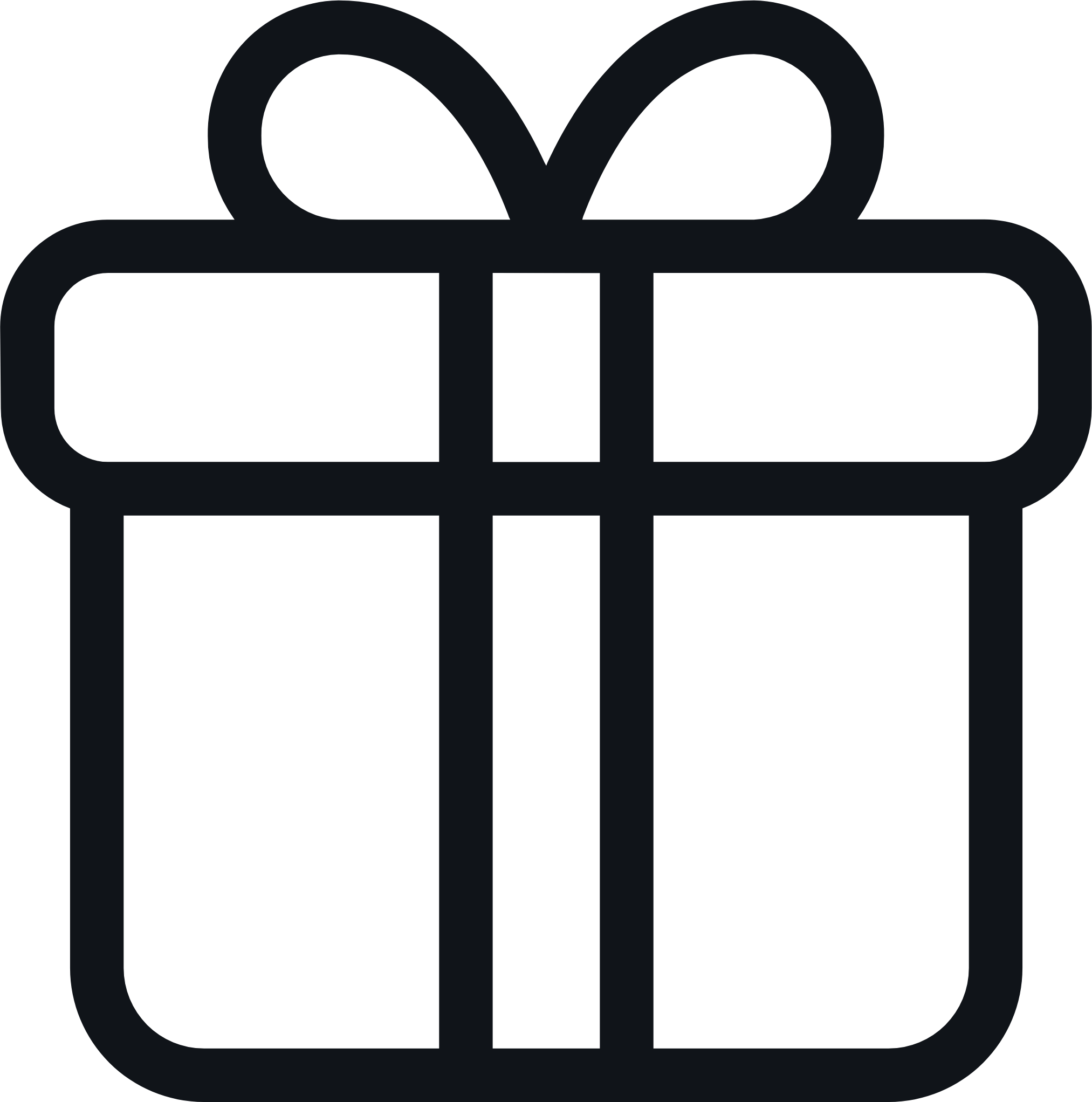 3 FIT Theory - Gift Icon