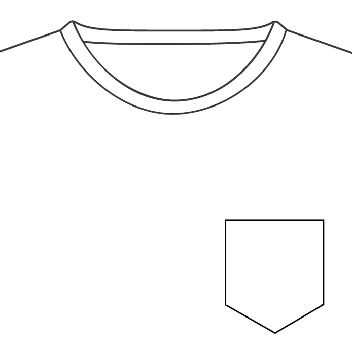 Pocket Tee Icon