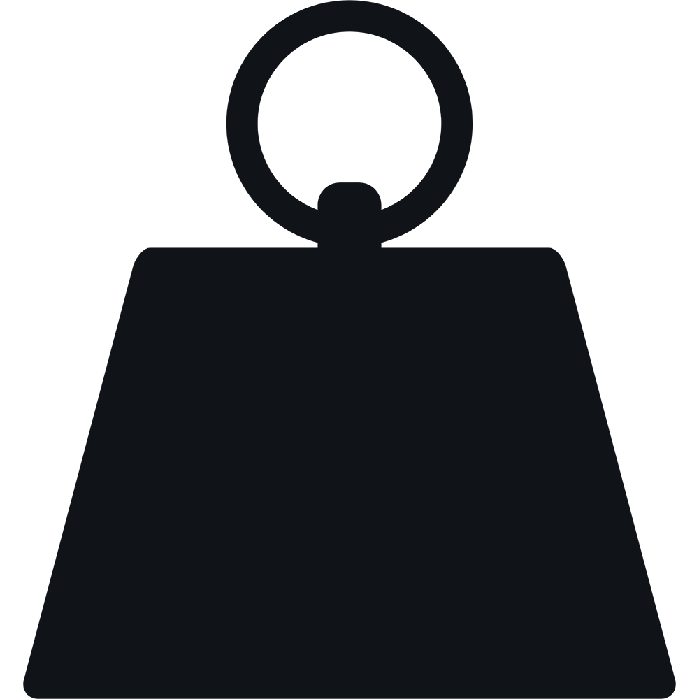 Fabric Weight Icon