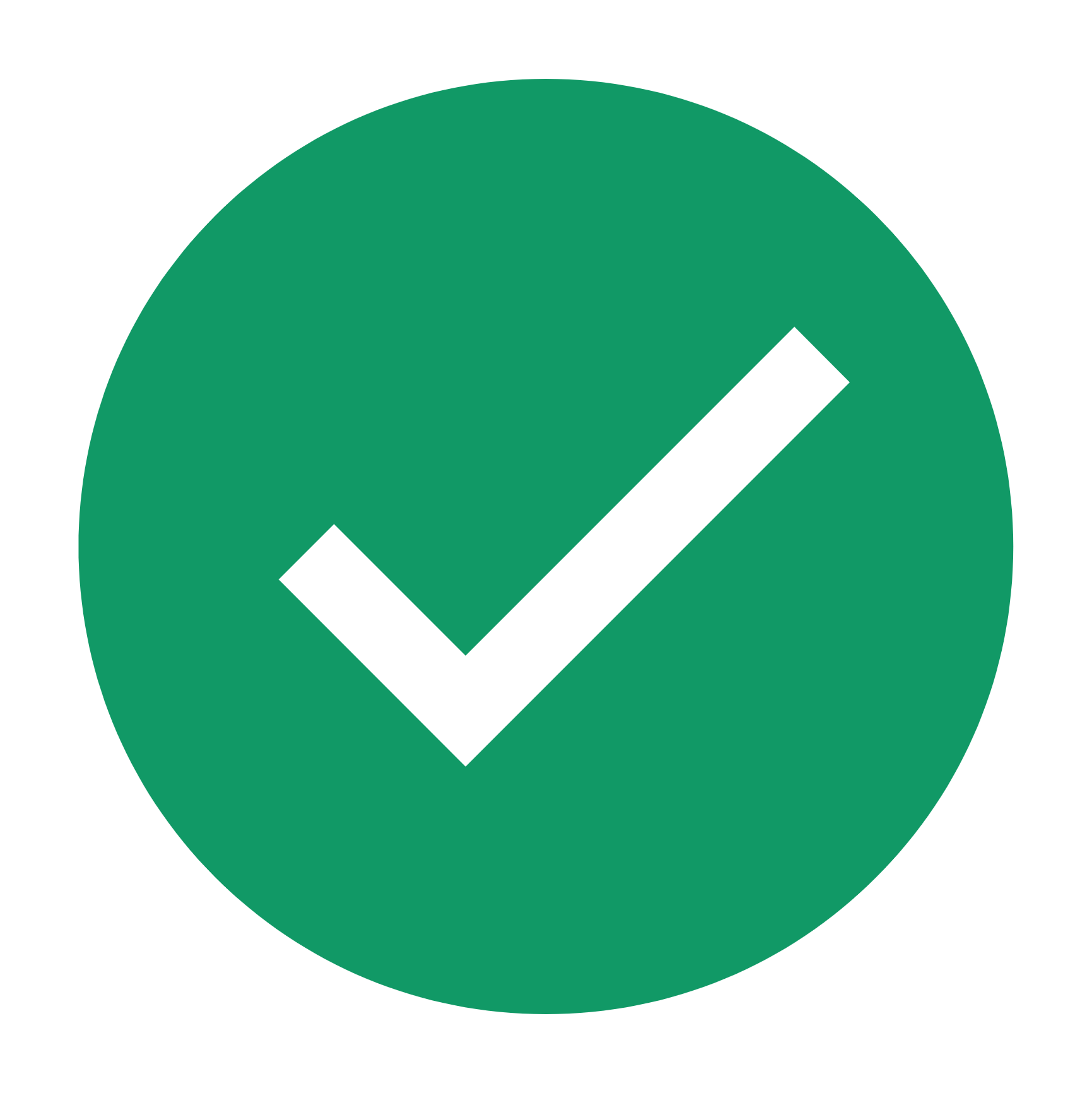 Green Checkmark Icon
