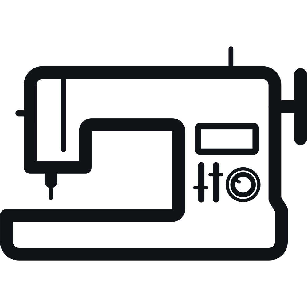 3 FIT Theory - Sewing Machine Icon